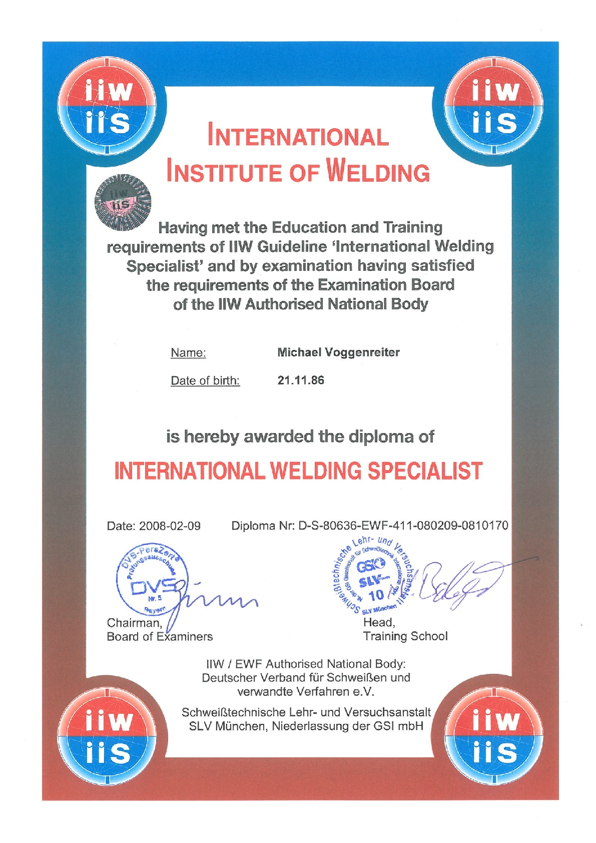 International Welding Specialist1